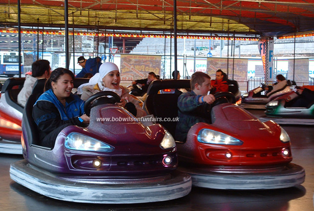 Image of the Dodgems