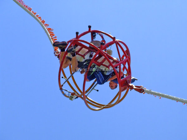 Image of the Reverse Bungee