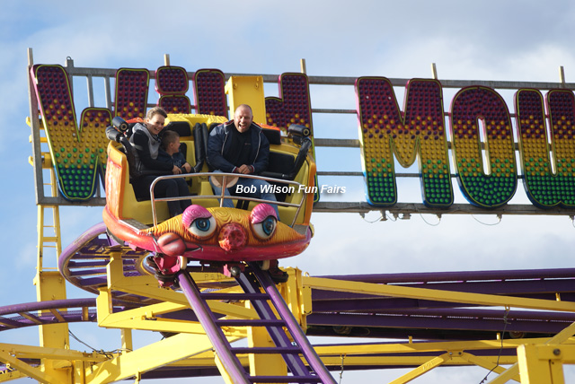 Image of our Wild Mouse Roller Coaster